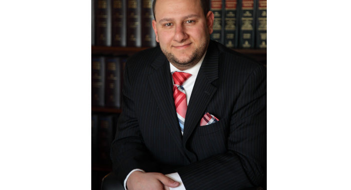 Nicholas DaSilva at Ed McCormick Law Offices